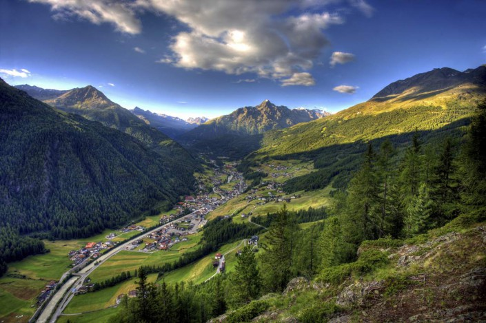 ©:Ötztal Tourismus Fotograf :Isidor Nösig